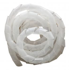 Kabelspiral / Kabelsamlare ID 12 mm x 5 meter