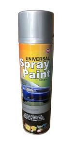 Galvanizerande sprayfärg 500 ml