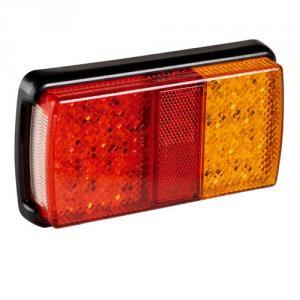 Vagnsbelysning LED