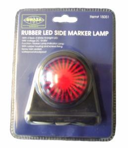 LED Sidomarkerinslampa
