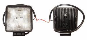LED Arbetsbelysning 900 Lumen Bred ljusbild