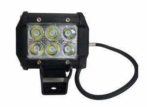 LED Arbetsbelysning PMMA lins