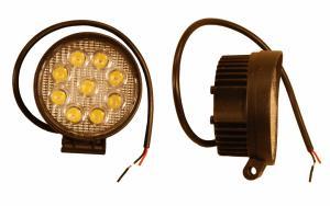 LED Arbetsbelysning 1800 Lumen Markerad ljusbild