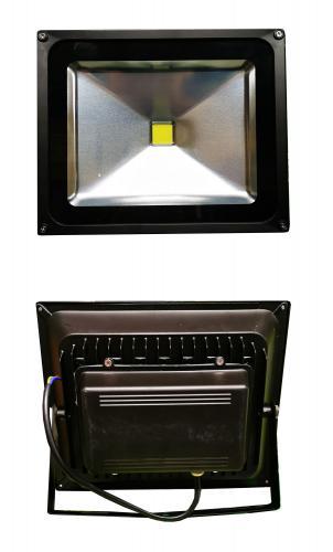LED strålkastare 220-240V 50W 3500 Lumen