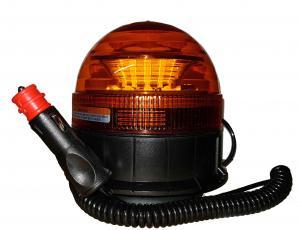 Roterande varningsljus LED Magnetisk 12/24V