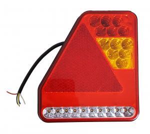 Bakre Vagnsbelysning LED 12V/24V Vänster