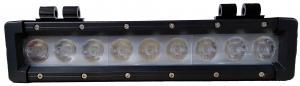 LED Arbetsbelysning 10-30V Låg profil 6.500 Lumen CREE
