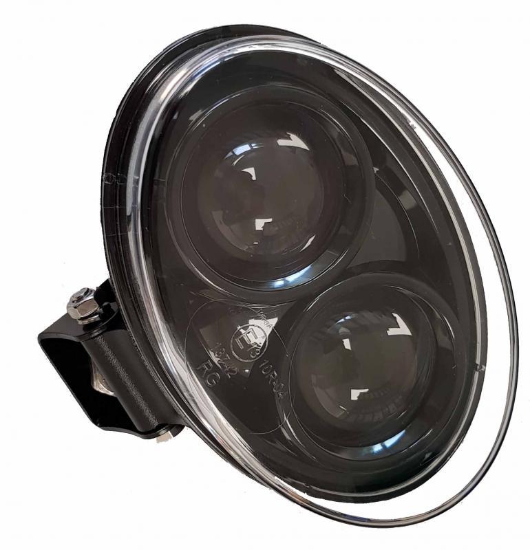 BlueSpot LED Varningsljus till truck 9-80V - 6W