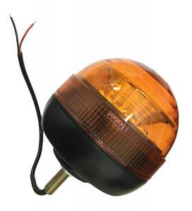 LED Varningsljus - Låg profil 12 / 24V