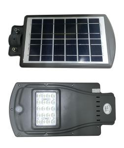 Belysning LED solcell