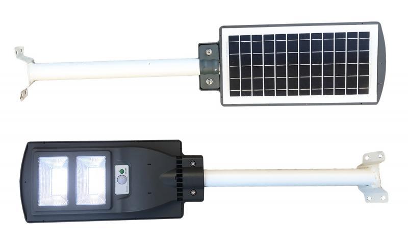 Belysning LED solcell 40W 4000 Lumen