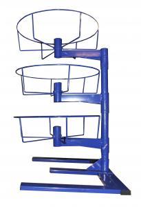 Hållare för hydraulslang