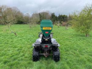 Spridare - ATV monterad - 70 liters