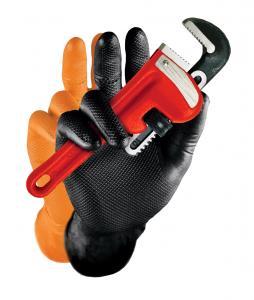 Handskar Fiskfjällsgrepp Large