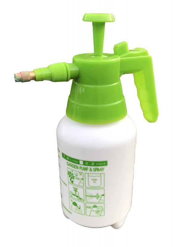 Ogrässpruta 1 liter med Vitontätningar
