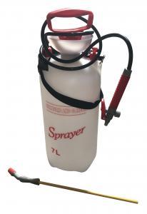 Ogrässpruta & lans 7 liter med Vitontätningar
