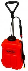 Ogrässpruta med lans - 16 liter - Batteridriven