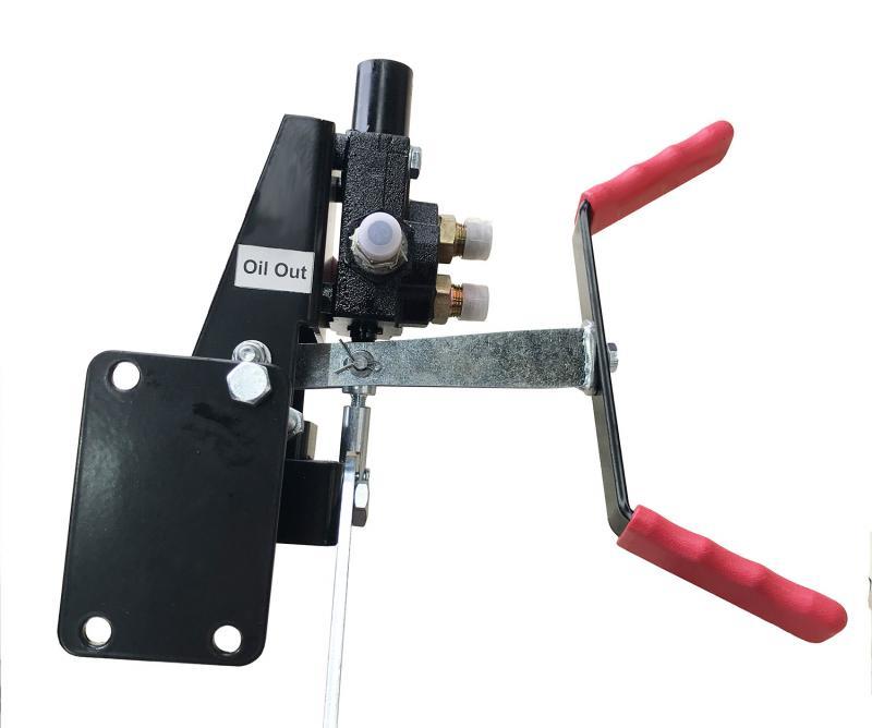 Hydraulisk kontrollenhet för Vedklyv art.nr 17110