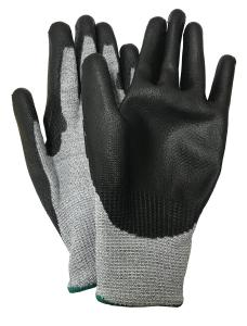 Klipp resistenta stickade handskar - Klass 5 1-par C12