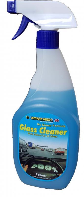 Fönsterputs / Glasrengöring 750 ml