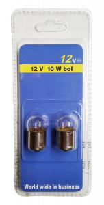 Glödlampa 10W LLB 245 2-pack
