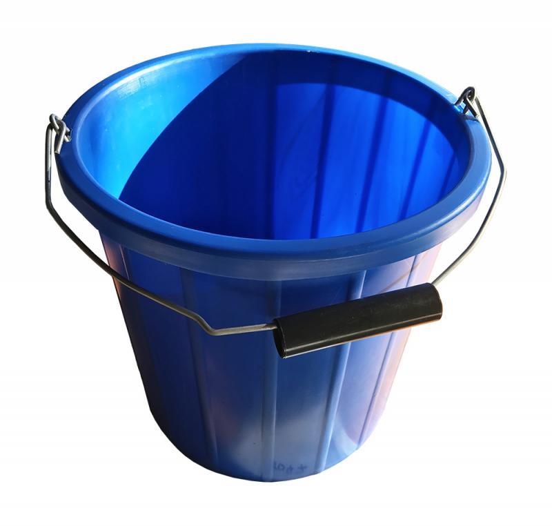 Hink/Kalvhink med handtag 10 liter