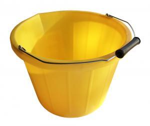 Hink/Kalvhink med handtag 15 liter - Extremt hållbar