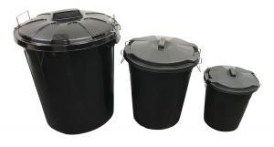 Soptunnor - Set med 3 olika storlekar