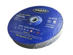 """Kapskiva Metall 230 x 6,4 x 22,2mm (9"""") 5-pack"""