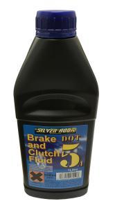 Broms- och kopplingsvätska 1 liter DOT C12