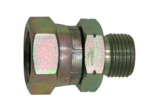 "Adapter BSP Hona 1/2"" x Metrisk Hane 20mm"