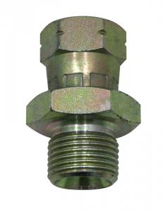 "Adapter BSP Hane 3/8"" x Metrisk Hona 14mm"