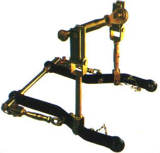 3-punktslyft till kompakttraktorer som Kubota / Iseki / Yanmar