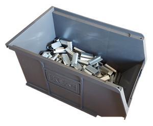 Förvaringslåda 240x50x125mm