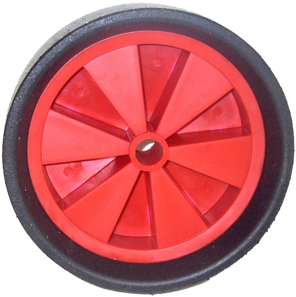 hjul till kärra