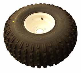 ATV Off-road hjul (Fälg & däck)