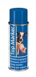 Märkspray för djur - Blå