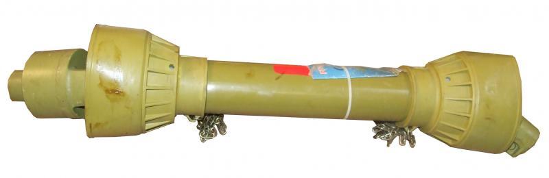 Kraftöverföringsaxel / PTO-axel 6-splines A4 - Brytbult - 35Hk