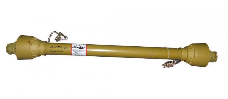 Kraftöverföringsaxel / PTO-axel 6-splines A6 - 60Hk