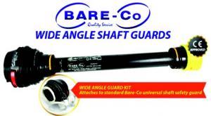 Kraftöverföringskit Bare-Co för Kraftöverföringsaxlar