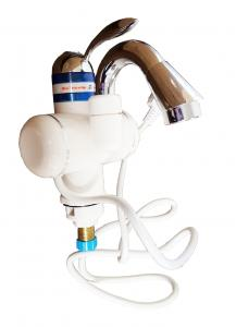 Varmvattenkran 230V