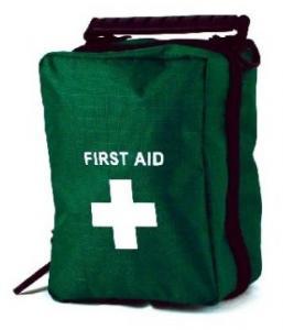 Första hjälpen väska - 36 delar