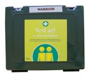 Första hjälpen väska - 48 delar - För arbetsplatser etc.