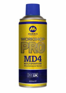 Underhållsspray MD4 400 ml