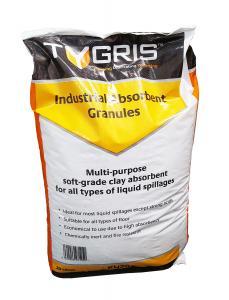 Absorberande granulat - 20 liter