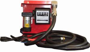 Dieselpump Set - Till 12V batteri
