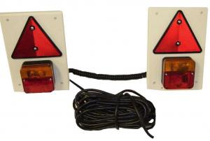 Vagnsbelysning - Belysningsmodul