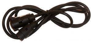 Kabel - Släpvagnskoppling 7-polig Hane/Hona