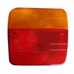 Ersättningsglas till vagnsbelysning