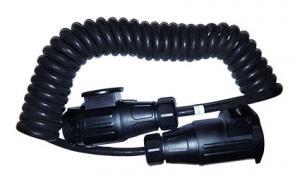 Kabel - Släpvagnskoppling 13-polig Hane/Hona